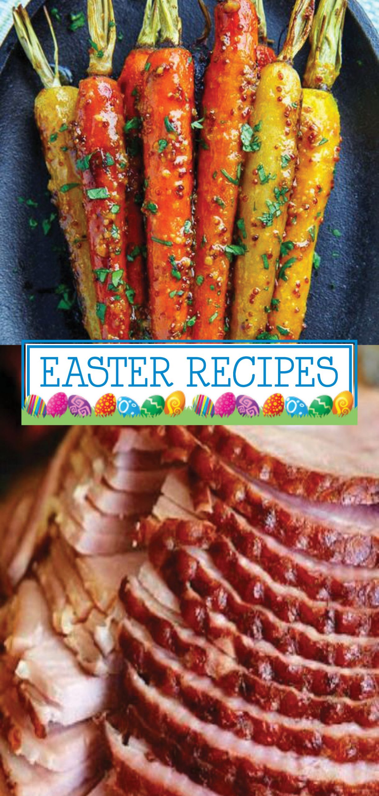 The BEST Easter Recipes - We LOVE Easter and the delicious food that comes along with it.