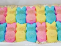 Peeps Cookie Bars