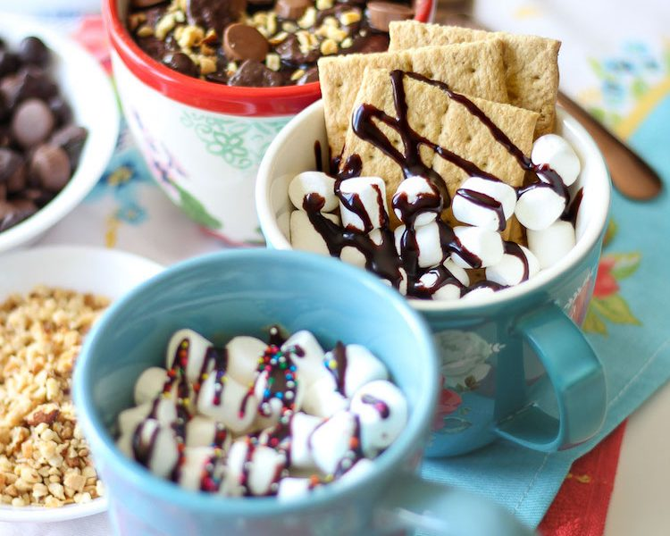 If you have a mug, a microwave & a spoon you can make these mug cakes. Perfect for when you NEED dessert now!