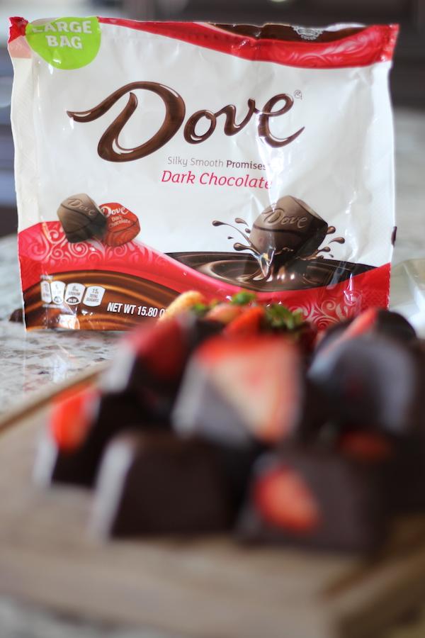 Dove Chocolate Covered Strawberries