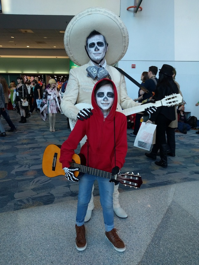 Hector and Miguel from Coco