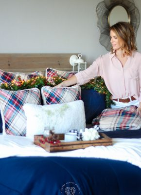 Cozy Holiday Bedding