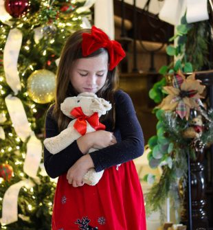 Christmas Toys at Kohl's - ADORABLE Melissa & Doug Christmas puppy stuffed animal