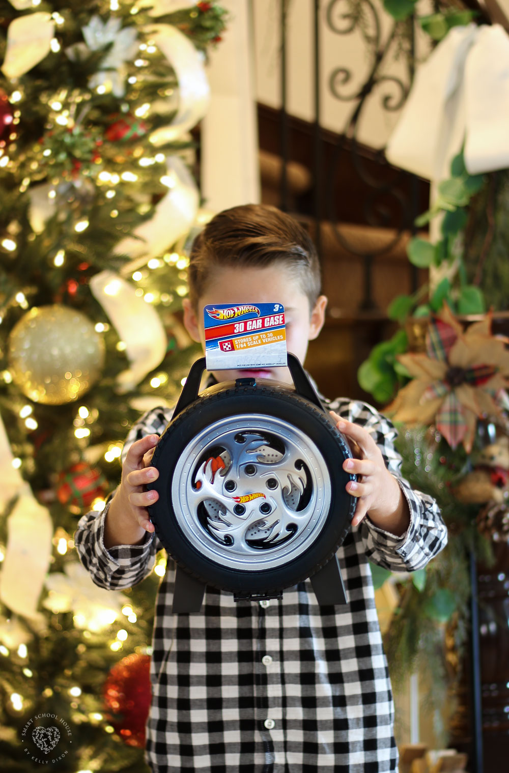 Hot Wheels Toys and organization idea for Christmas #KohlsToys #KohlsFinds #AD