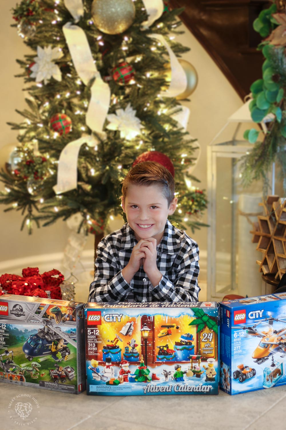 LEGO sets from Kohl's this Christmas! #KohlsToys #KohlsFinds #AD