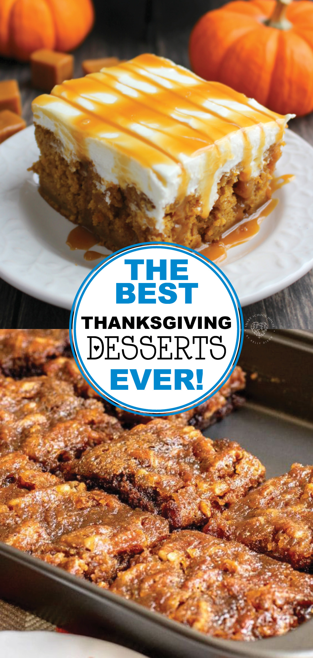 You won't believe how delicious these Thanksgiving recipes taste. This Thanksgiving you have to try one of these recipes. These are the best Thanksgiving desserts ever! Try a new dessert for your Thanksgiving dinner this year. These easy and delicious recipes are sure to make your Thanksgiving dinner memorable. Try one of these delicious dessert recipes. You will be sure to find the perfect dessert for your family meal this Thanksgiving. #Thanksgiving #recipe #dessert #chocolate #homemade