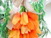 Tulip Carrot Wreath