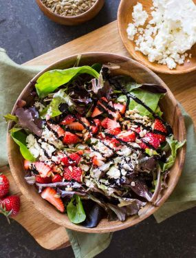 20 Summer Salads - From greens to veggies and fruit, you'll find side salads as well as main course salads to enjoy this season.