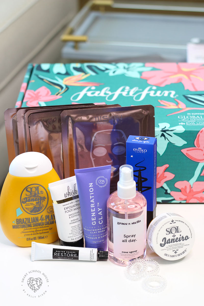 Fab Fit Fun Summer Beauty Essentials - BEAUTY LOVERS BEWARE!