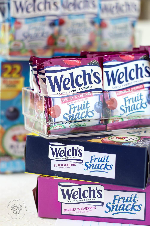Fruit Snacks Organization