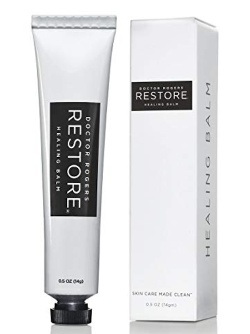 Restore Healing Balm: Soothe + Heal Dry, Damaged Skin, Lips & Nails