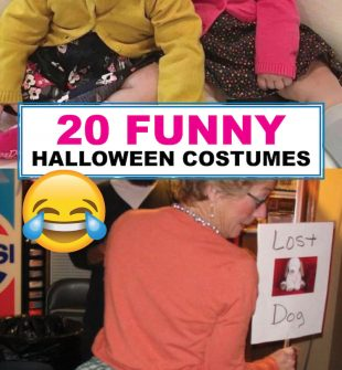 20 Funny Halloween Costumes