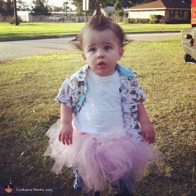 Ace Ventura Costume for Kids