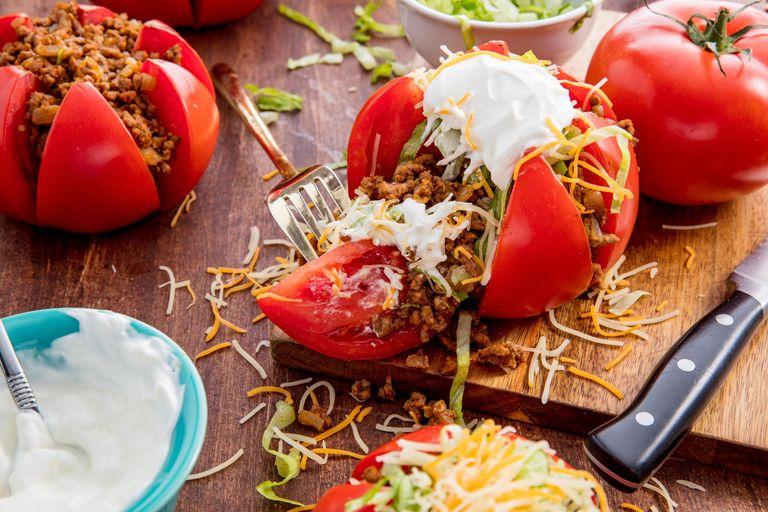 Taco Tomatoes