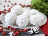 Snowballs Cookies