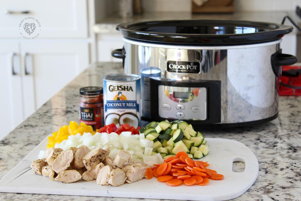 Crock Pot Curry Recipe