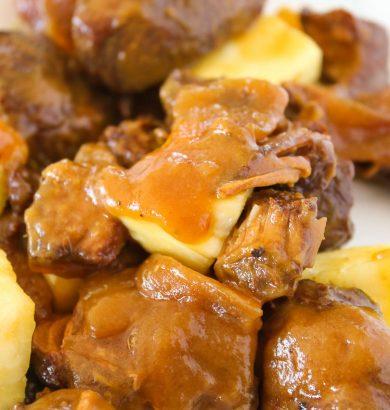 Hawaiian Crock Pot Chicken
