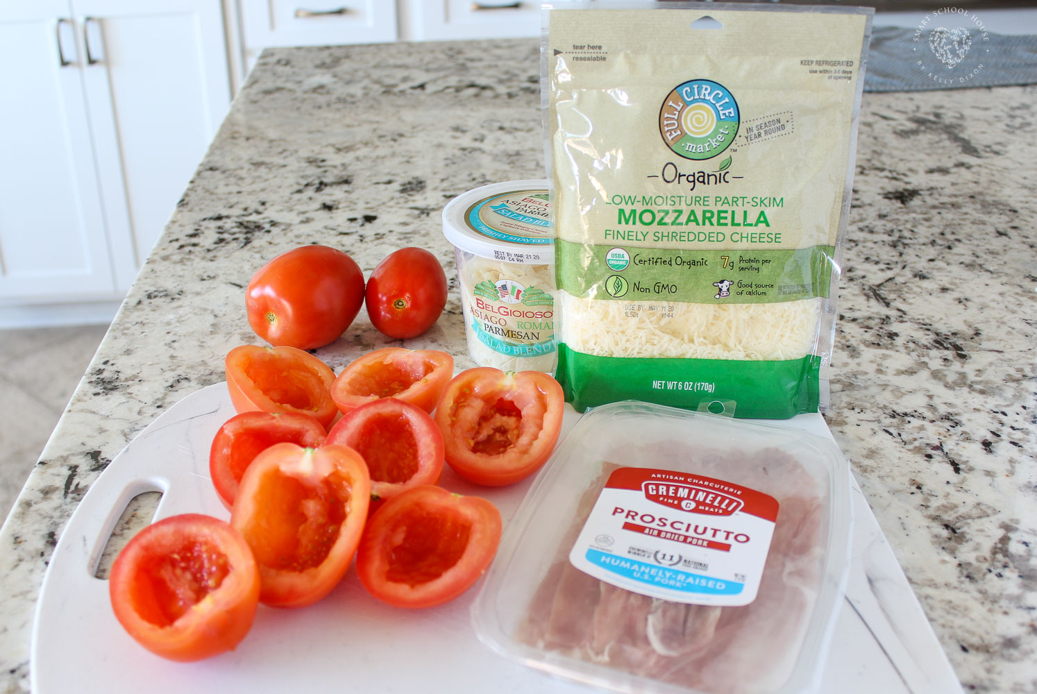 Baked tomatoes recipe