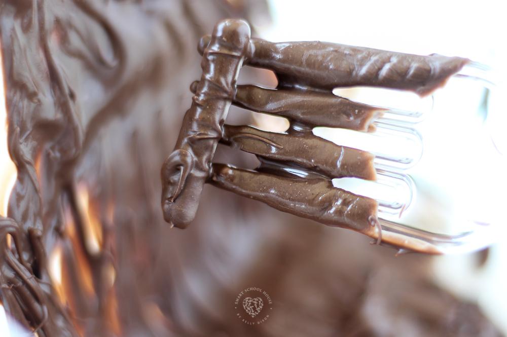 How to make a Chocolate Tarantula