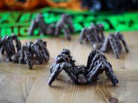 Chocolate Tarantulas