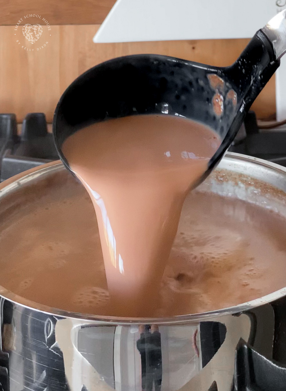 The THICKEST and CREAMIEST Hot Chocolate Recipe EVER!