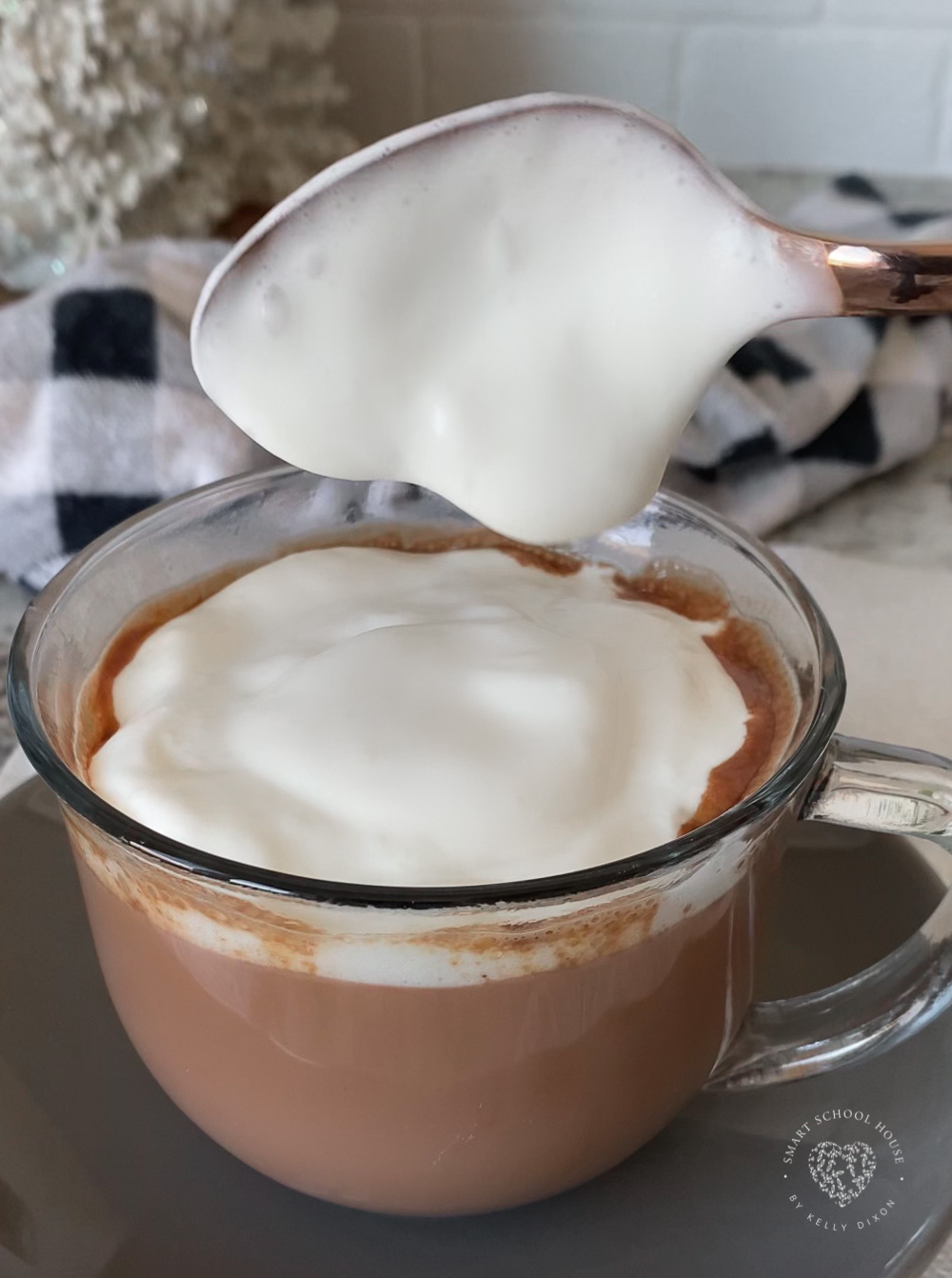 Smooth Whipped Cream