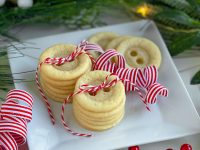 Button Cookies Recipe