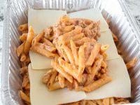 Pink Pasta Recipe
