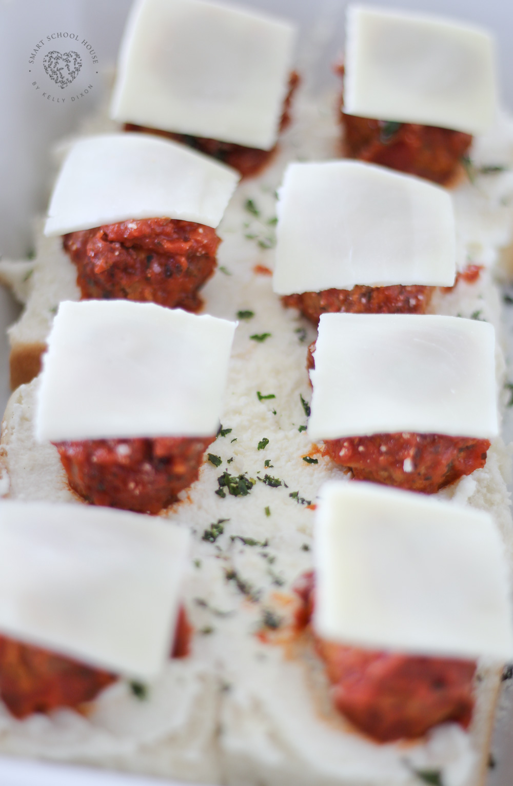 You are going to love this delicious and simple twist on traditional Italian meatball subs