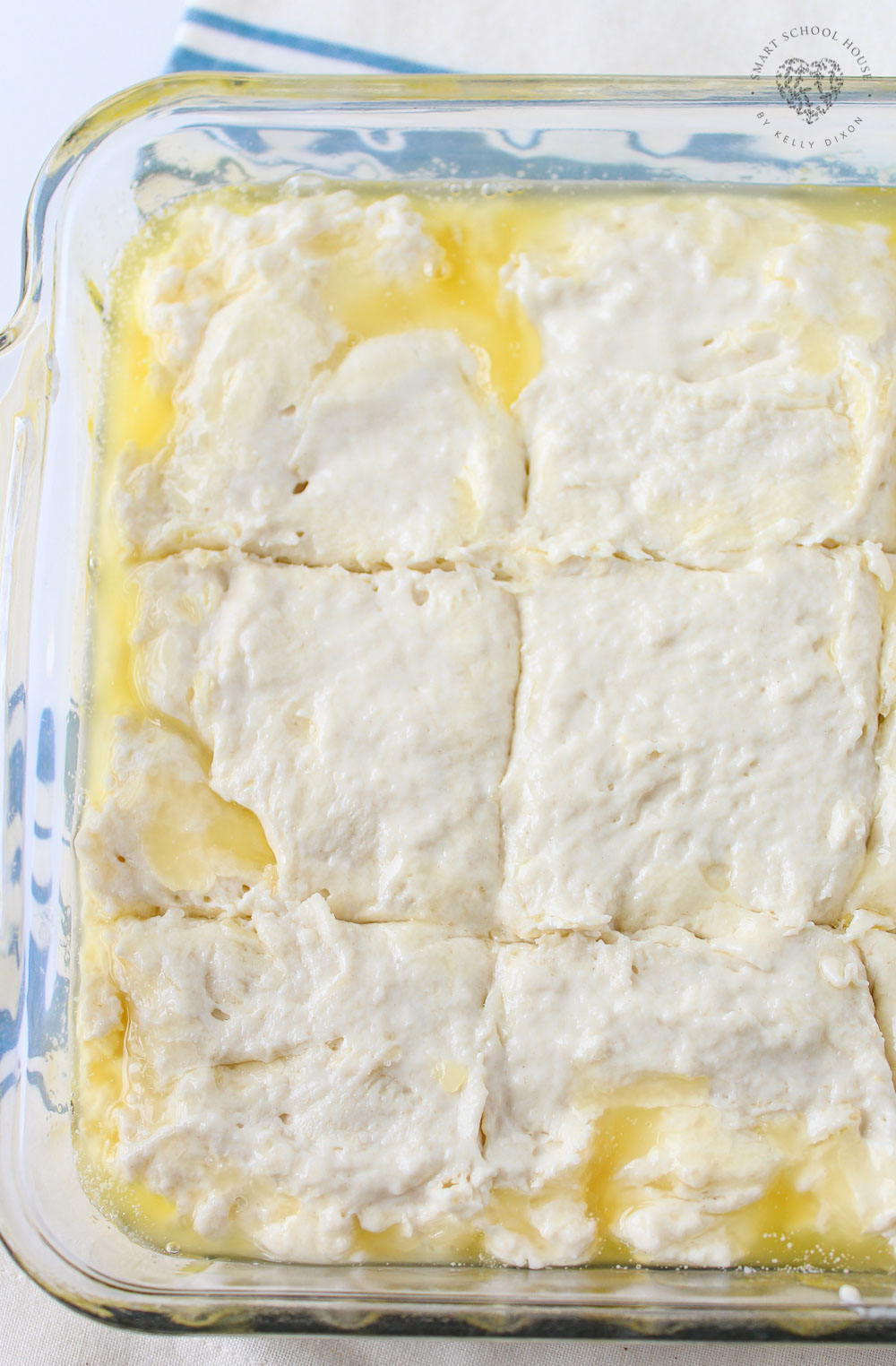 Receta de galletas nadan en mantequilla
