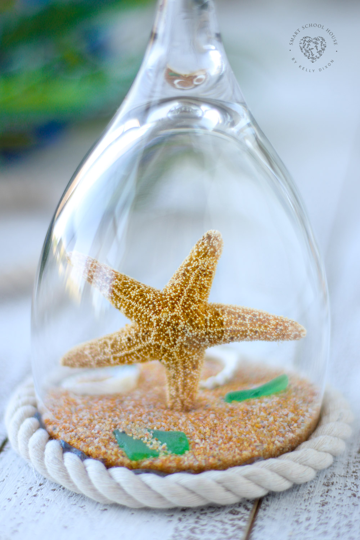 Starfish in a Wine Glass