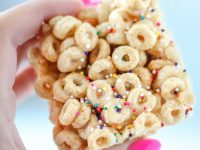 Whether a fun after-school snack or after-dinner dessert, our Cheerio Bars are an amazing anytime treat!