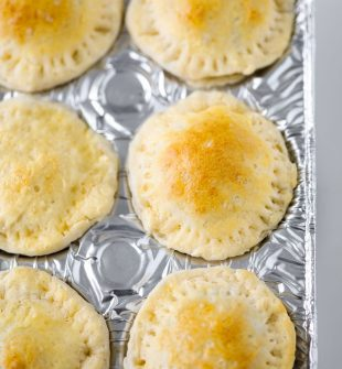 Bake Mini Chicken Pot Pies in your favorite muffin. Pot pies are comforting, delicious, and wonderful on a cold fall or winter day.
